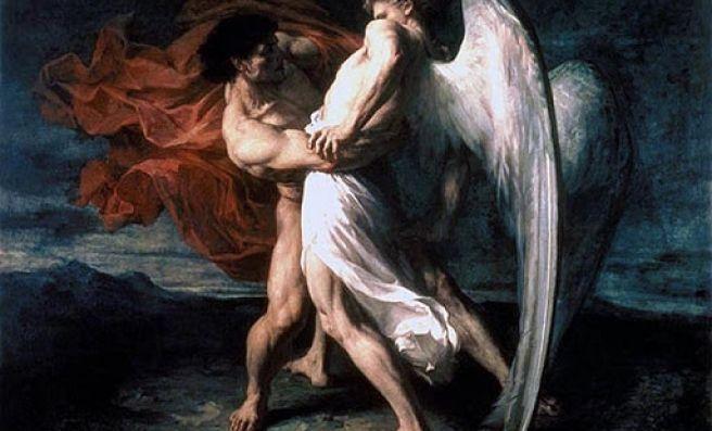 Rodó Israel contra el Ángel