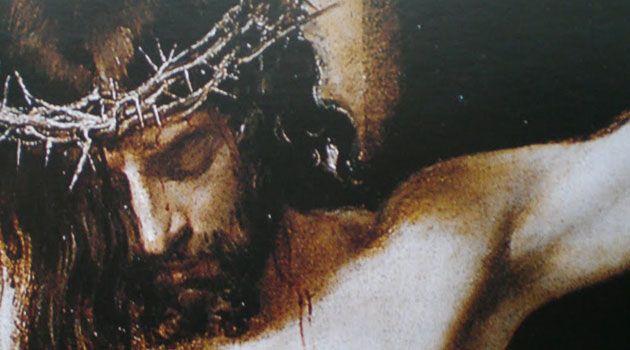 JESUCRISTO CON LA CRUZ: SUS TRES CAÍDAS